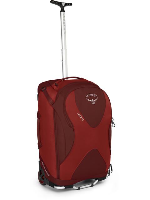 Osprey Ozone 46 rolling case Hoodoo Red
